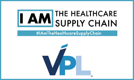 VPL One of the Founding Members of the #IAmTheHealthcareSupplyChain Movement