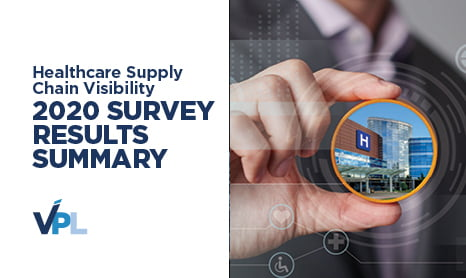 VPL Healthcare Supply Chain Visibility Survey
